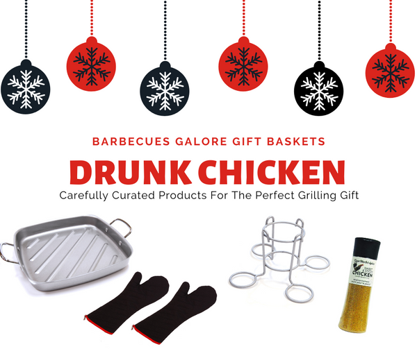 Beer Can Chicken Gift Basket