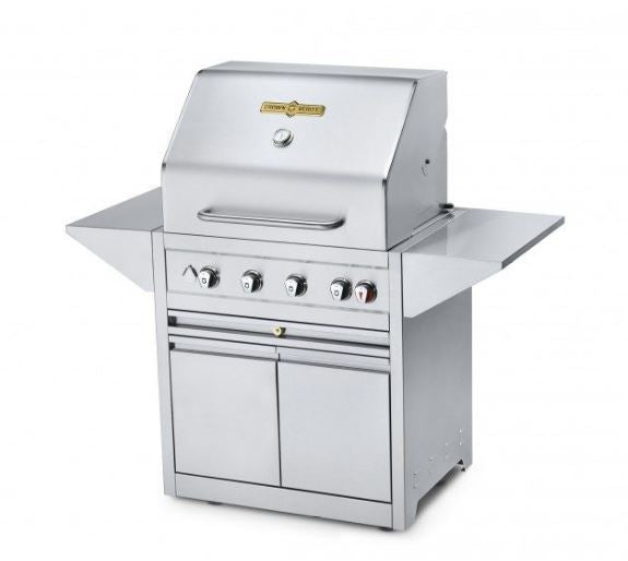 "Crown Verity Estate Elite 30"" Cart Grill 