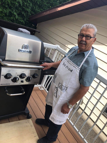 Broil King Monarch 390 - Natural Gas Grill | Perfect For A Warm Sunny Summer Afternoon. | Barbecues Galore: Burlington, Oakville, Etobicoke & Calgary