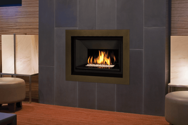 Valor H5 Series Direct Vent Gas Fireplace