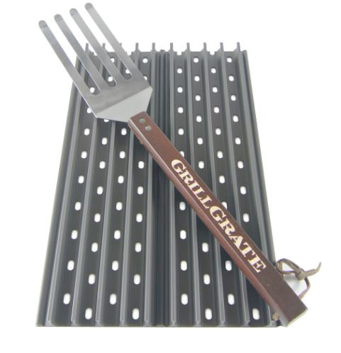 "Grill Grate 16.25"" Set w/Tool"