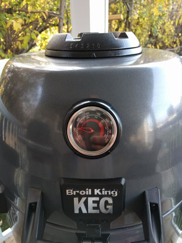 Broil King Keg 5000 Charcoal Barbecue