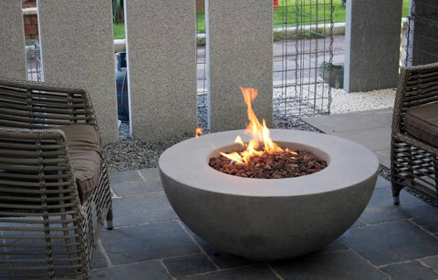 Horton Concrete Fire Bowl - OFG101 | Barbecues Galore