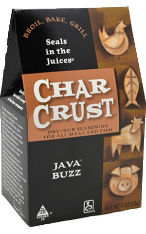 Char Crust Seasonings - Java Buzz