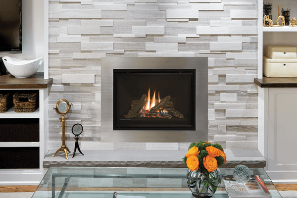 Valor L2 Zero Clearance Linear Gas Fireplace Barbecues Galore