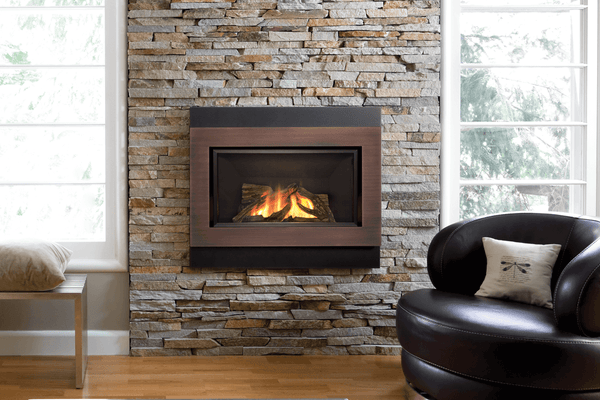 Valor H4 Series Direct Vent Gas Fireplace
