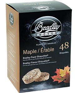 Maple Flavoured Bradley Bisquettes
