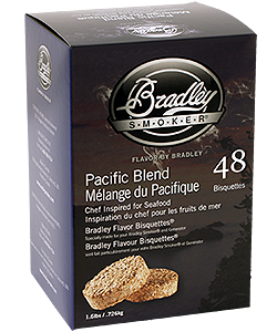 Pacific Blend Bradley Bisquettes