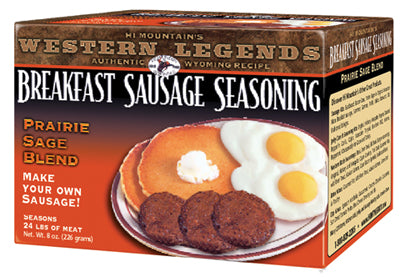 Hi Mountain Breakfast Sausage