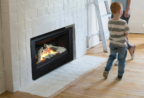 Valor RetroFire Gas Insert Fireplace