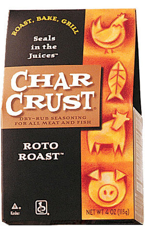 Char Crust Seasonings - Roto Roast