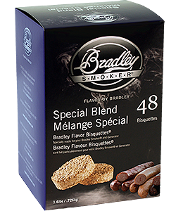 Special Blend Bradley Bisquettes