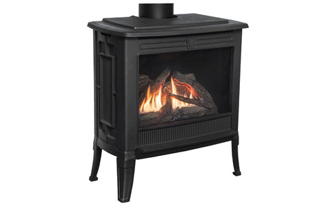 VALOR MADRONA FREESTANDING GAS FIREPLACE