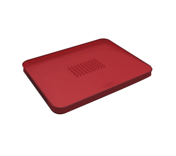 Joseph & Joseph Cut & Carve Cutting Board - Red | 7060004RD
