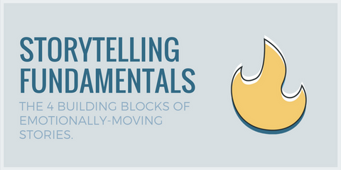 The 4 Building Blocks For Crafting Emotionally Moving Stories