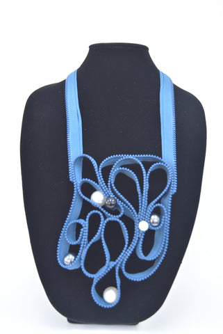 Zipper Necklace 2