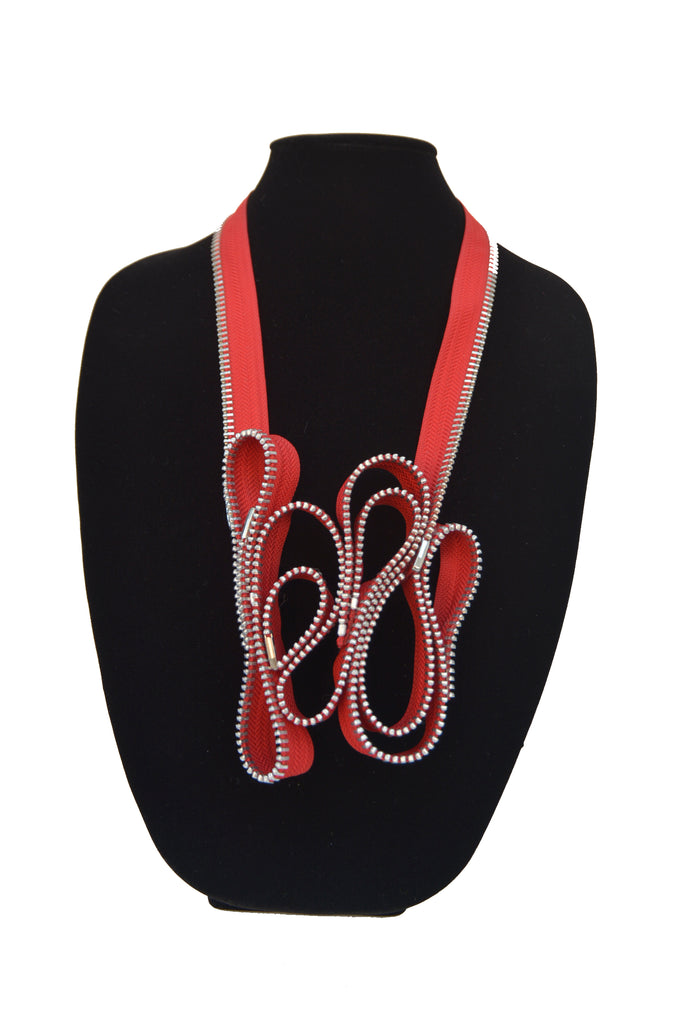 Zipper Necklace 31