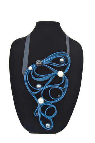 Zipper Necklace 33