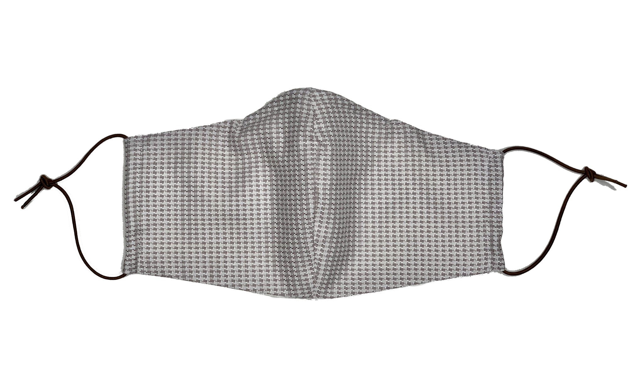 Women's houndstooth Mask