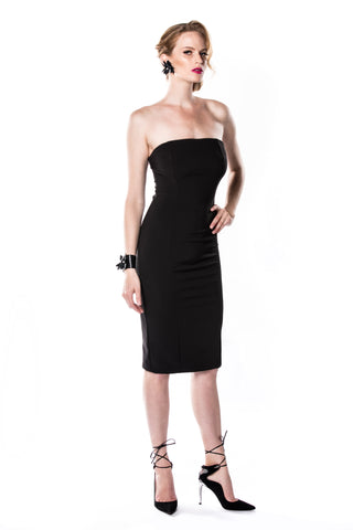 Simplicity Strapless Dress