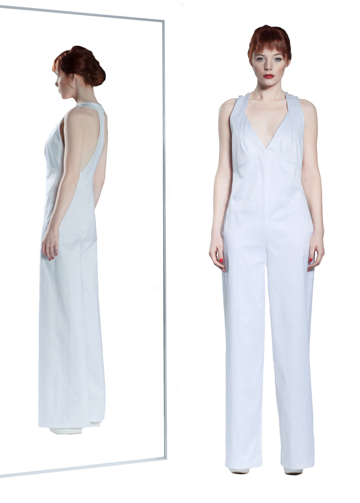 Jumpsuit with Back Detail