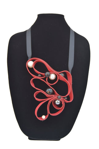 Zipper Necklace 16