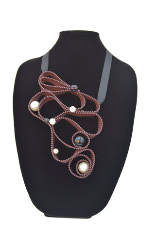 Zipper Necklace 6