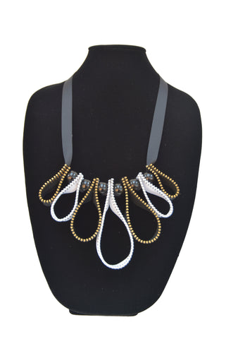 Zipper Necklace 8