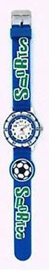 Cute Fashion Costume Jewelry Navy Grand Soccer Kids Watch : CH-79-NV - All Fashion Jewelry