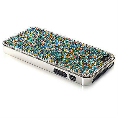 iphone 5 fashion cell phone case Turquoise Stones - All Fashion Jewelry