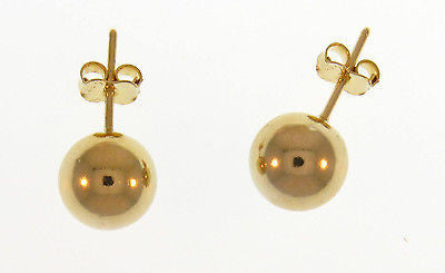 Simple Stylish Stud Gold Layered Earrings 02160002 - All Fashion Jewelry