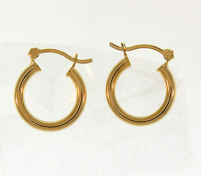 Simple and Stylish Gold Layered Earrings 02160025