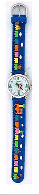Fashion Costume Jewelry Teddy Trains Kids Watches : CH-88-NV - All Fashion Jewelry