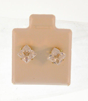 Fashion Costume Jewelry Elegant Stylish Stud Gold Layered Earrings 02100010