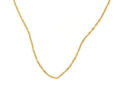Elegant Gold Chain - Gold Layered Necklace : 3703040
