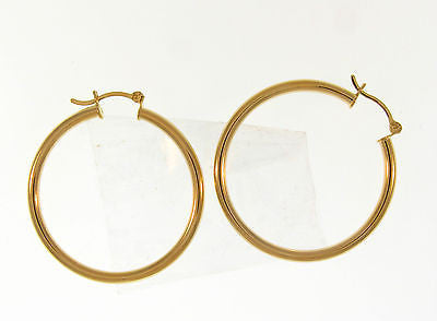 Simple and Stylish Gold Layered Earrings 02160022