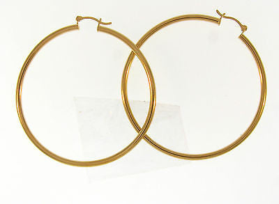 Simple and Stylish Gold Layered Earrings 02160021