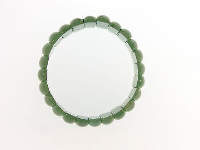 Fashion Costume Jewelry Beautiful Green Bracelet AKB5701-WO