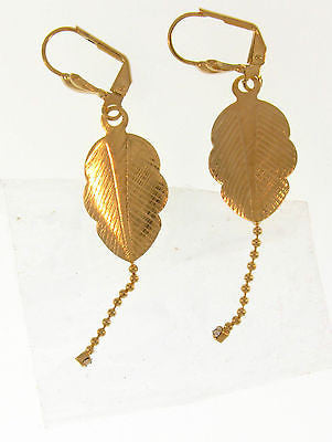 Fun Differnt Gold Layered Earrings 02010066
