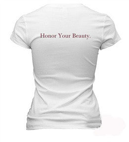Nuka Honor Your Beauty Donation t-shirt