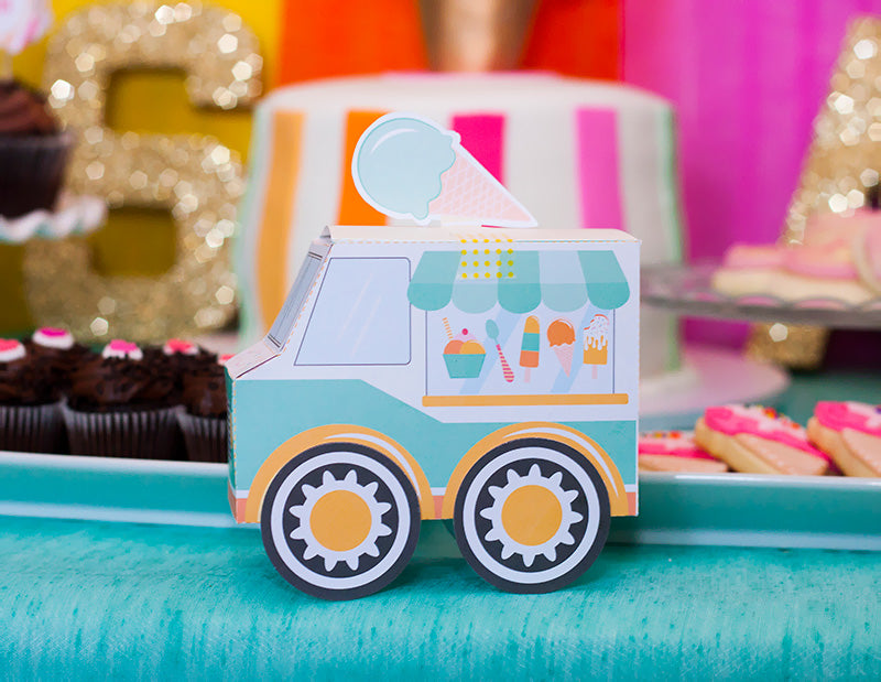 Ice-cReam-trucks-party-favor-boxes
