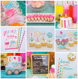 Ice Cream Parlor Collection