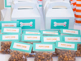 Mint Puppy Chow Bag Toppers