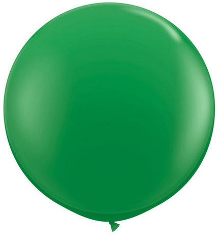 "36"" Round Balloon : Green"