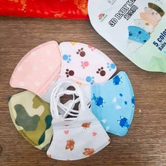 Face Mask 5 pcs set