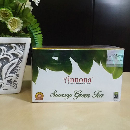 Annona Soursop Green Tea