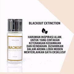 Kasturi Emas - Luxury Blackout Series