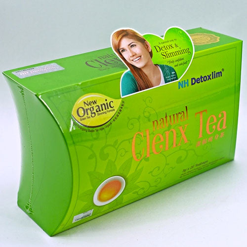 Natural Clenx Tea (10 teabags)