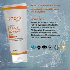 Good Brand Hand Sanitizer Gel 50ml