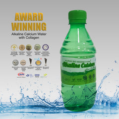 Alkaline Calcium Water Collagen
